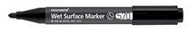 Popisovač permanentní Monami 570 černý