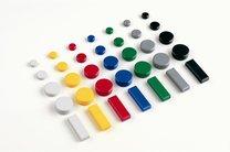 Magnet kulatý - 20ks/průměr 1,5 cm