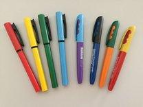 Fountain Pen Plnící pero barevné