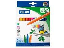 Milan 0612324 24 barev