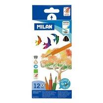 Pastelky akvarelové Milan 431