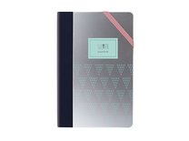 Notebook Milan Silver