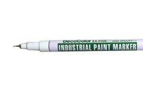Popisovač lakový M114 permanentní průmyslový bílý