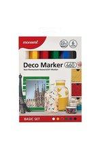 Monami Deco Marker 460 set